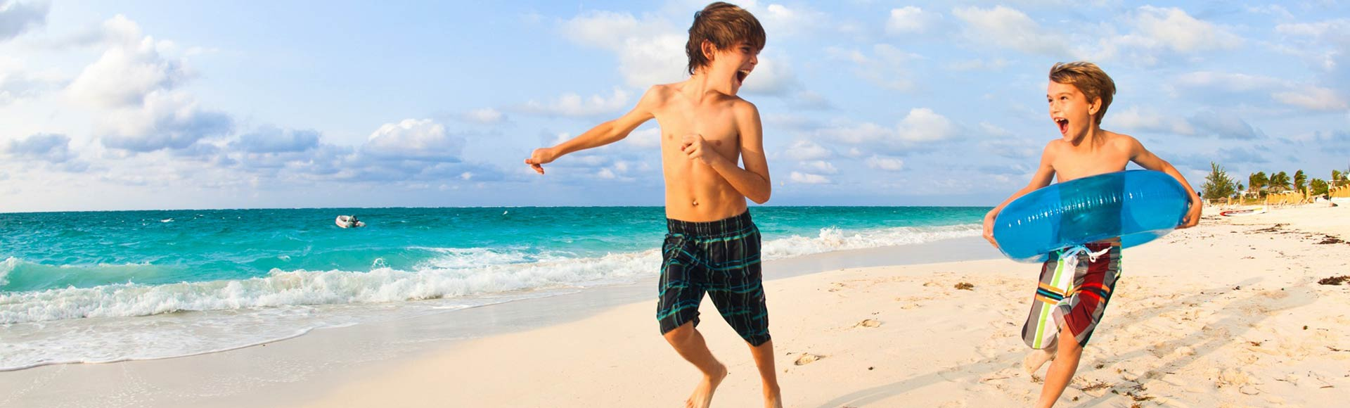 The Palms Turks & Caicos offers family vacation activities on Grace Bay.