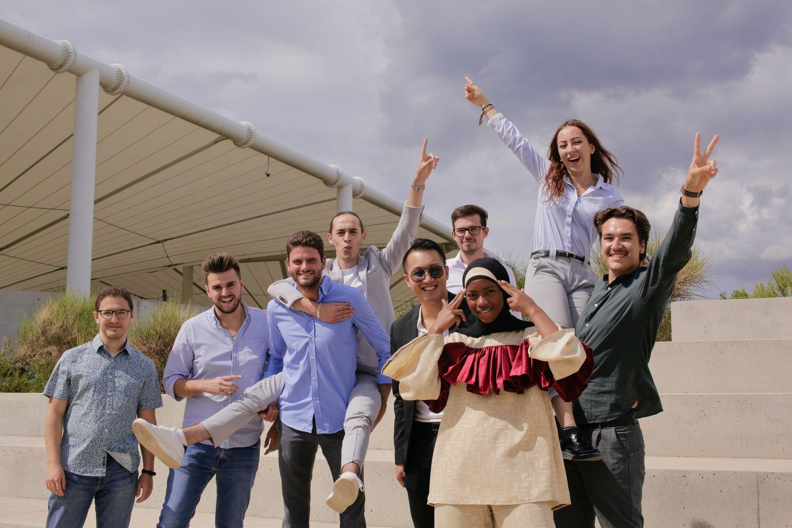 9 jeunes entrepreneurs passent de l'idée à l'action