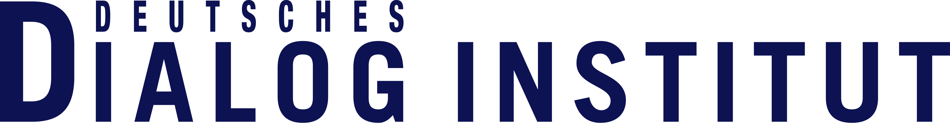 Deutsches Dialog Institut Logo