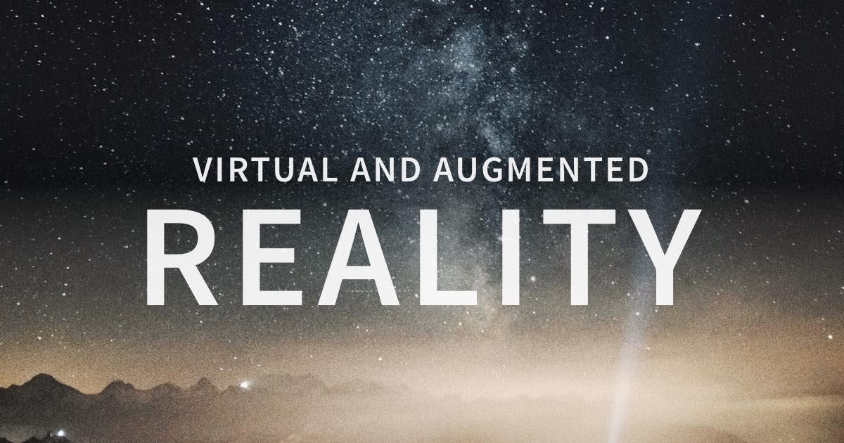 Was bedeutet Augmented und Virtuell Reality für Webdesigner?
