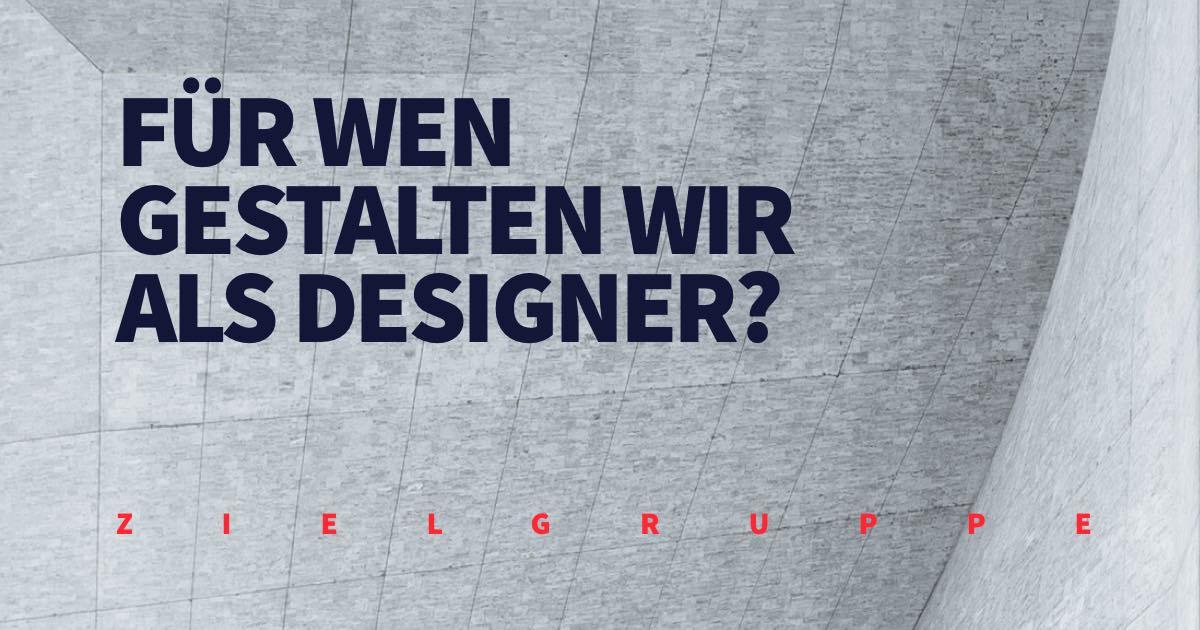 UI/UX Design: Diese Rolle spielt die Zielgruppe bei einem Auftrag