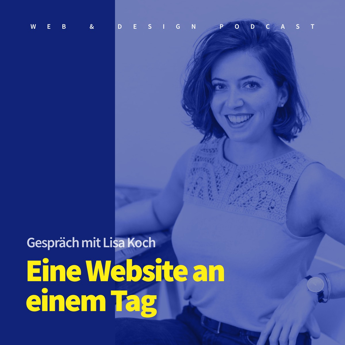 Eine Website an einem Tag – ein gutes Geschäftsmodell? Gespräch mit Lisa Koch