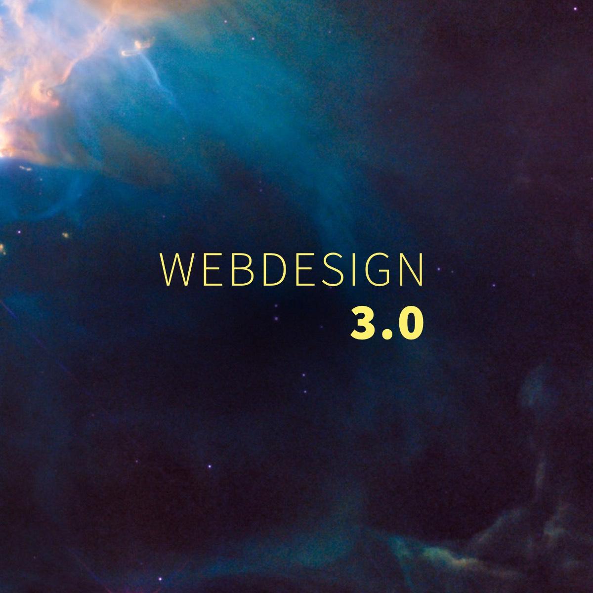 Webdesign 3.0 - Was kommt als nächstes?