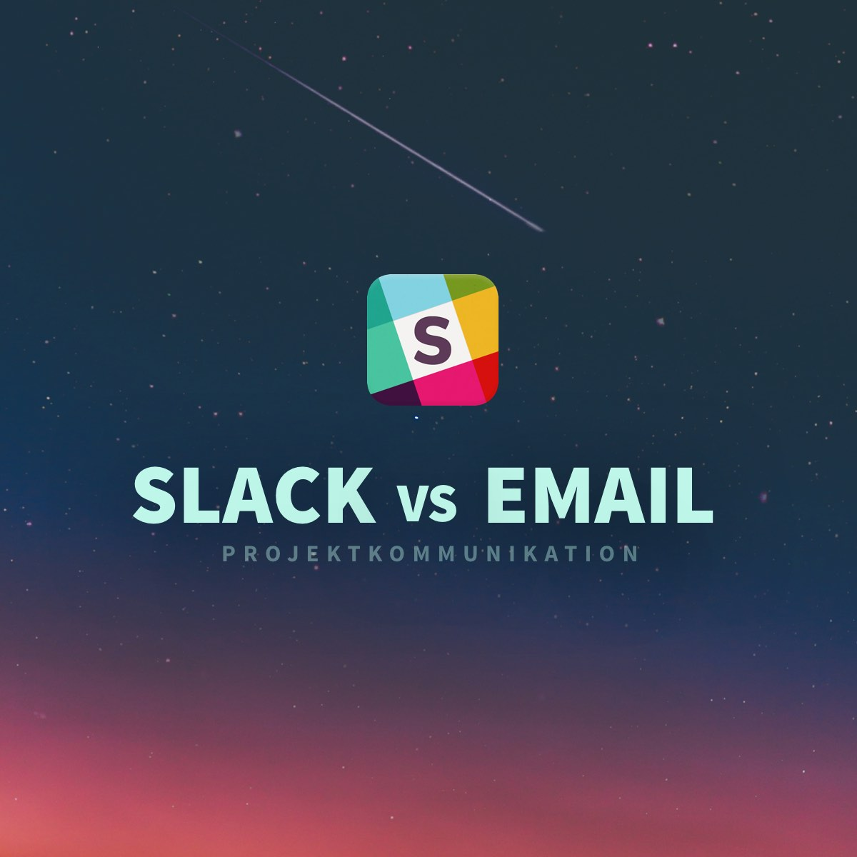 Slack statt E-Mail – die bessere Projektkommunikation für Kreativ-Teams?