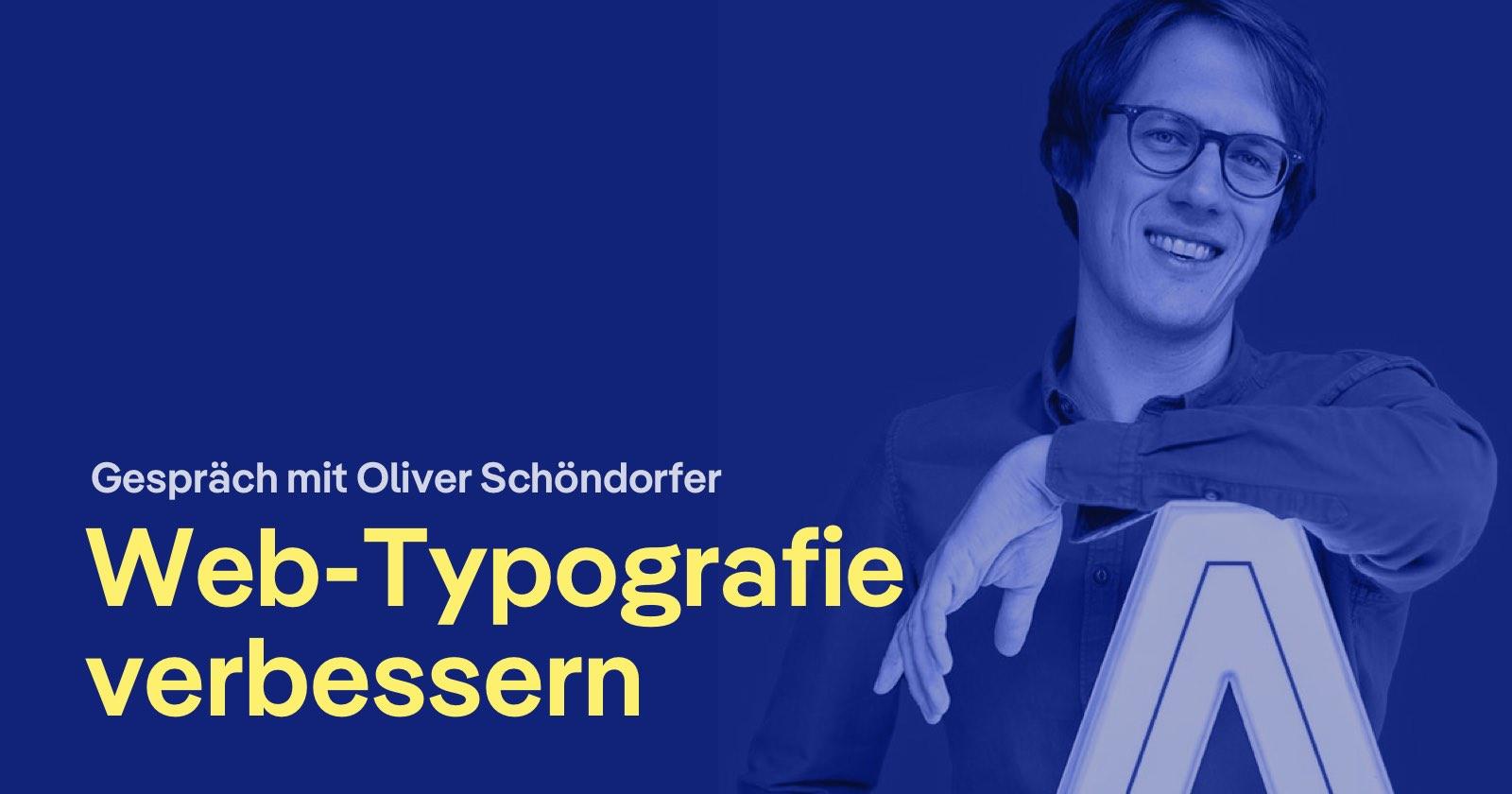 5 Tipps um deine Web-Typografie zu verbessern