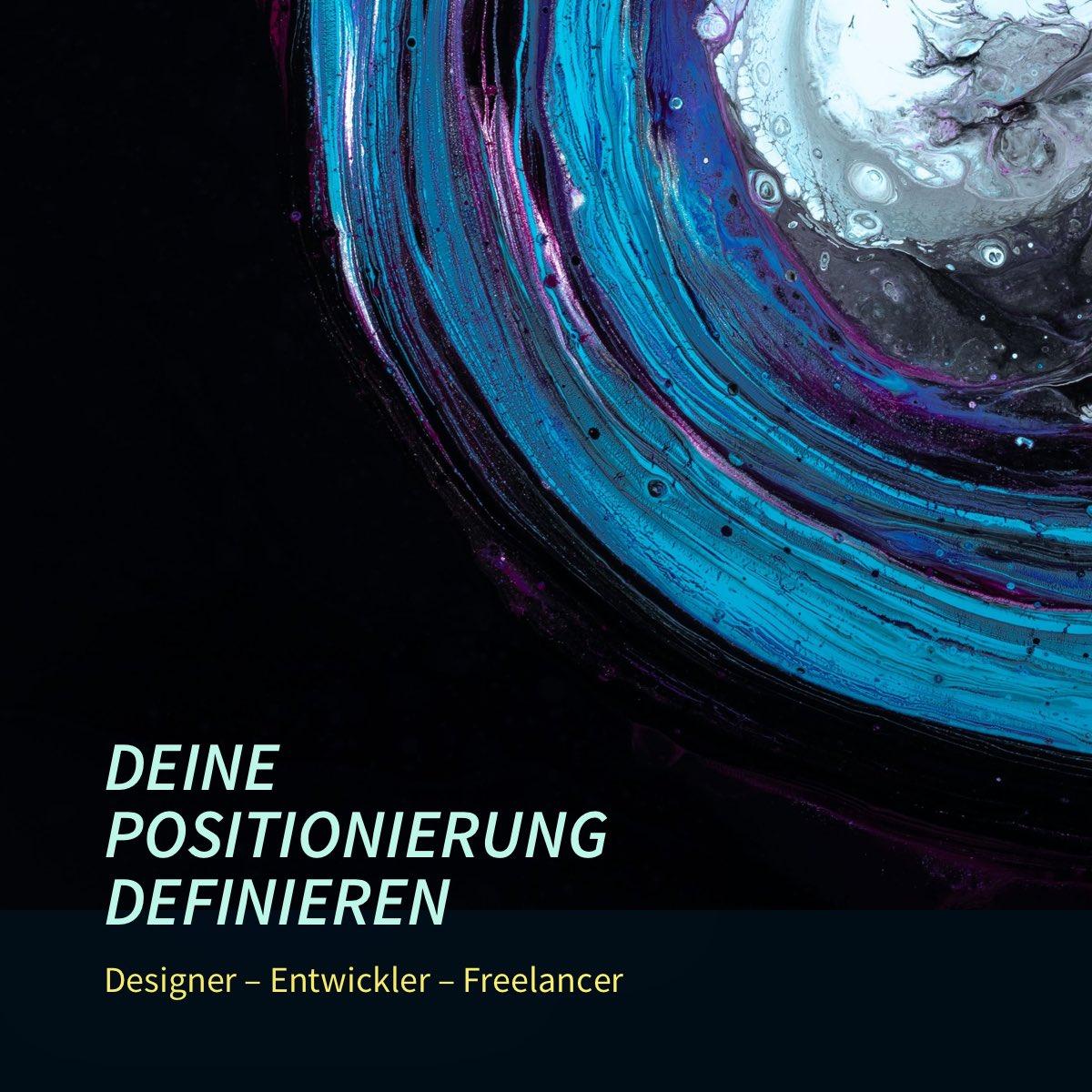 Deine Positionierung definieren (Kreativbranche)