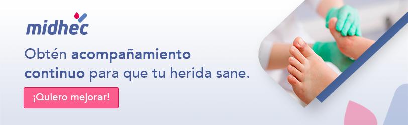 HERIDAS CRONICAS 1