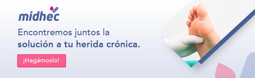 HERIDAS CRONICAS 2