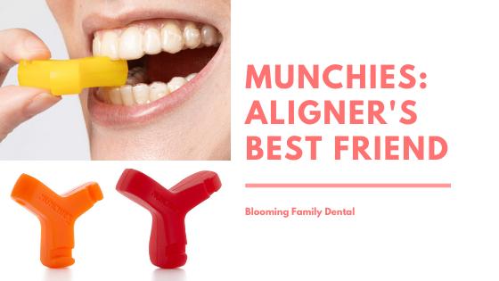 Munchies: Aligner's Best Friend