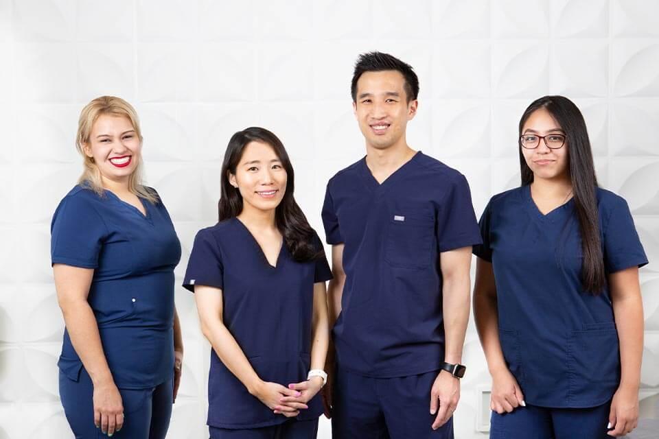 Blooming Family Dental Team