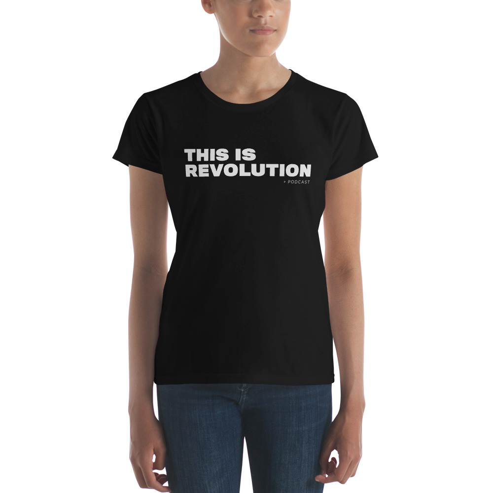 THIS IS REVOLUTION fitted