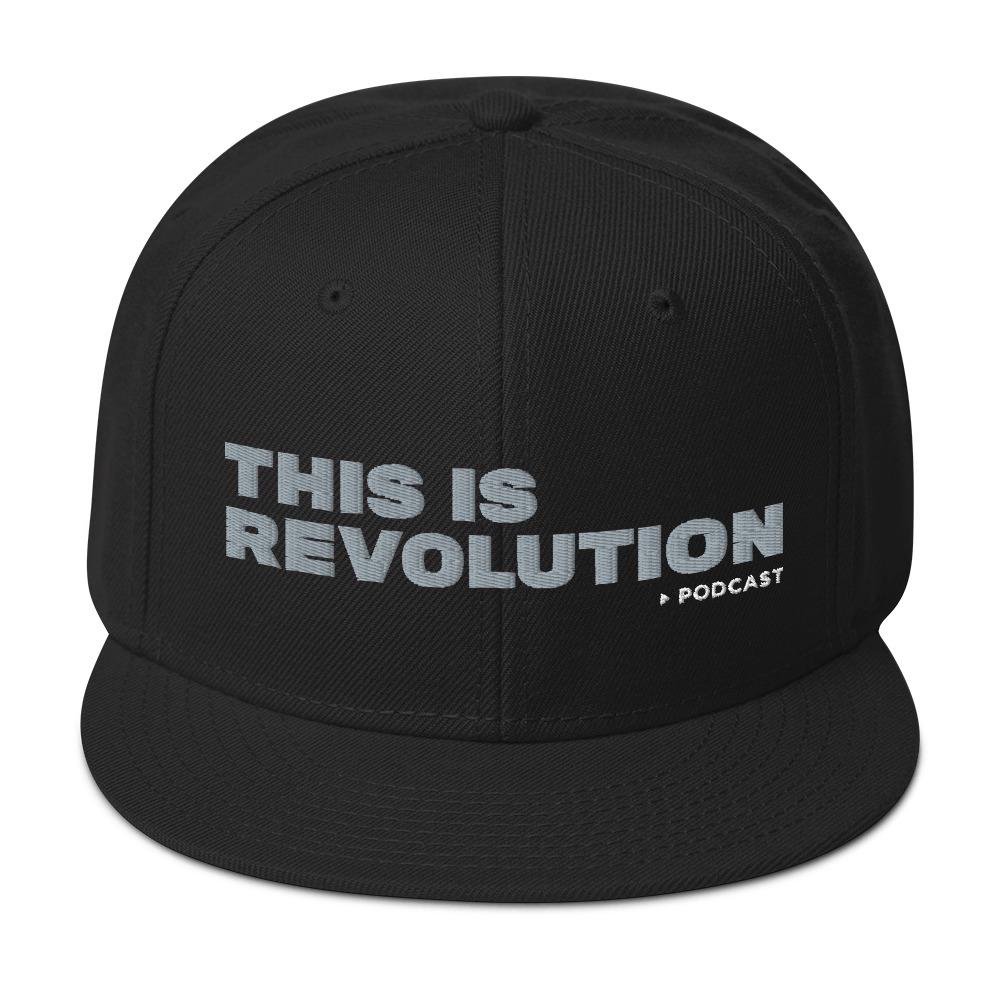 THIS IS REVOLUTION snapback