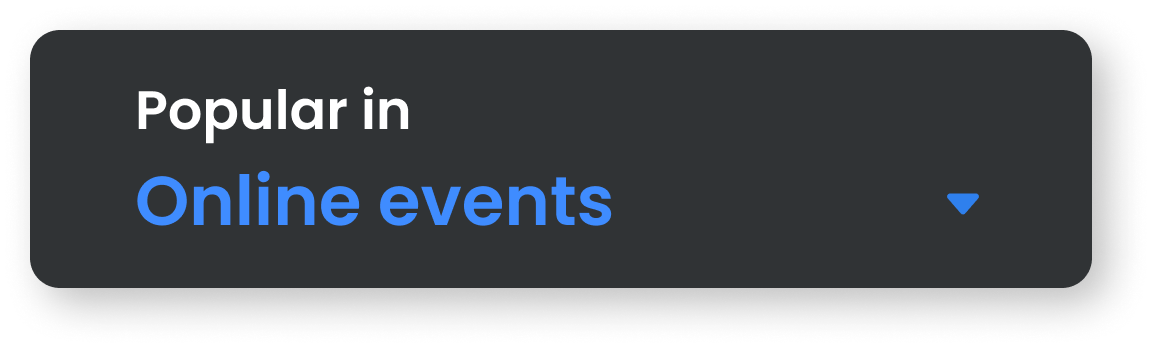 LUXPages Event Filter