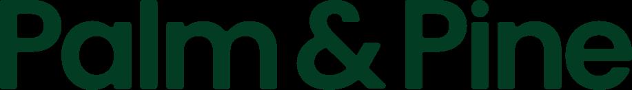Palm and Pine Logo