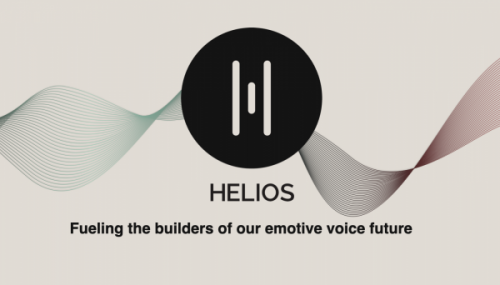 Helios, a brand who sourced pitch deck designers through CLLCTVE.