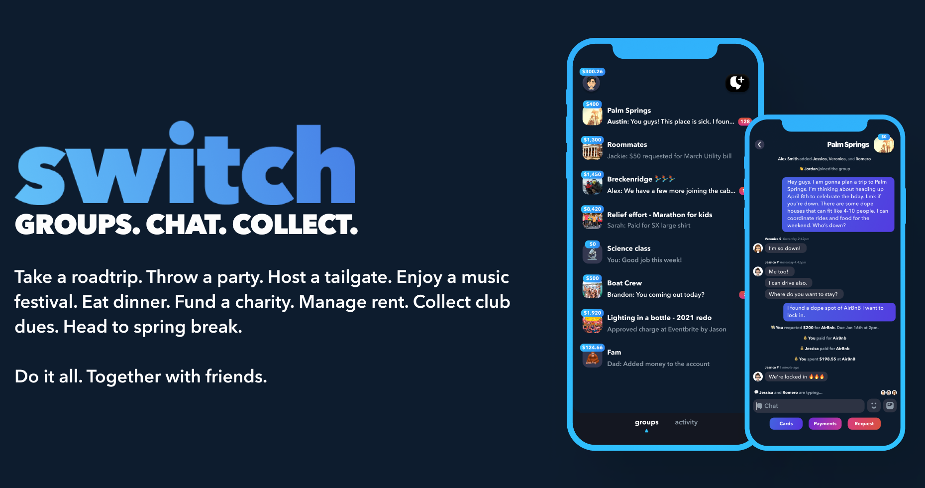 Switch, a brand that sourced TikTok creators from CLLCTVE's talent pool.