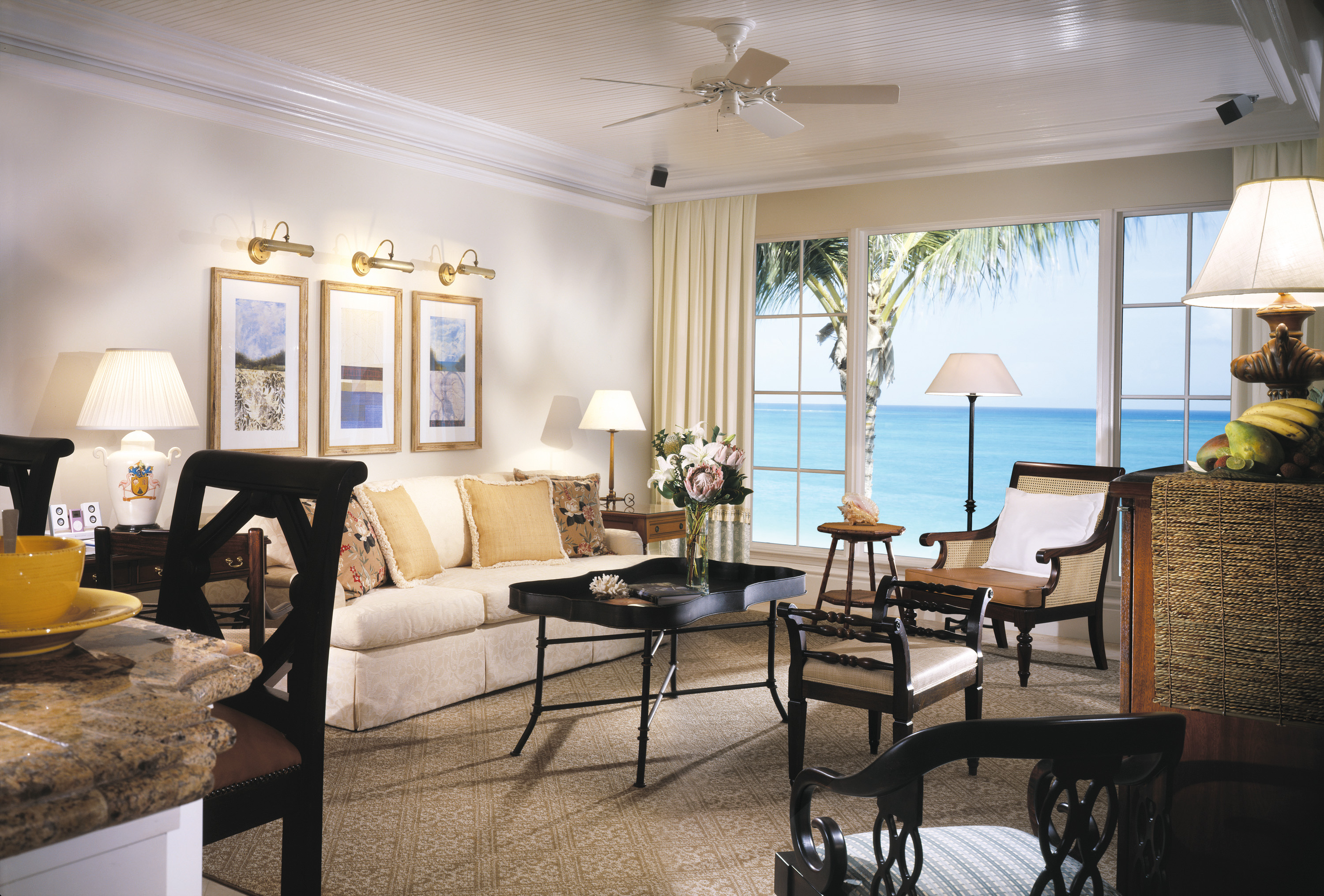 family suites at The Palms Turks and Caicos