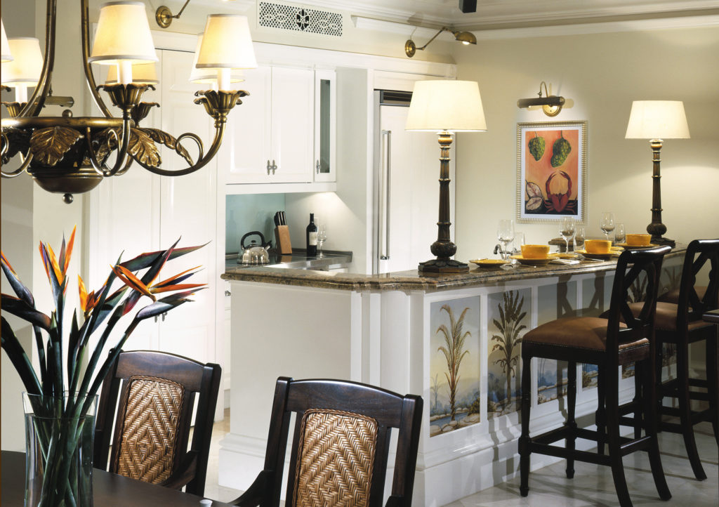 full kitchen the palms turks and caicos
