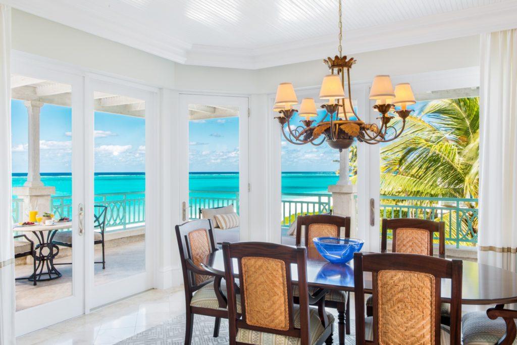 the palms resort grace bay beach
