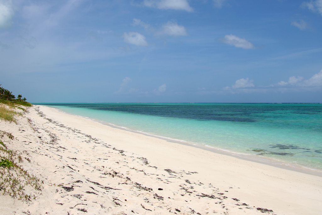 beaches of providenciales