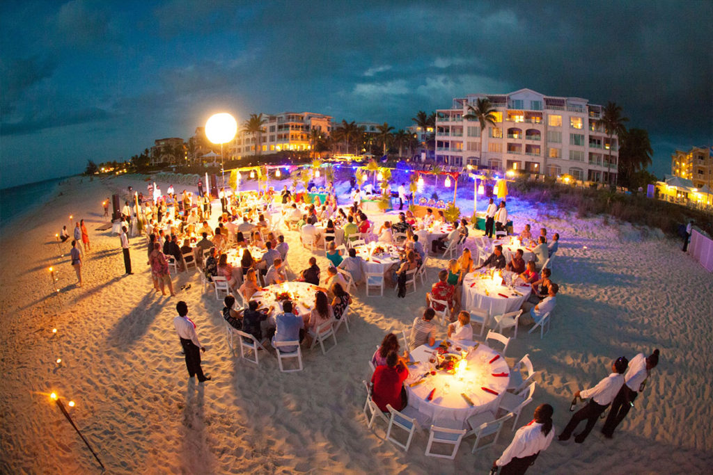 Providenciales conference and event spaces