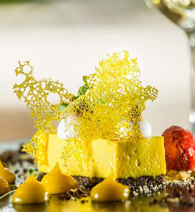 Dessert at Parallel23