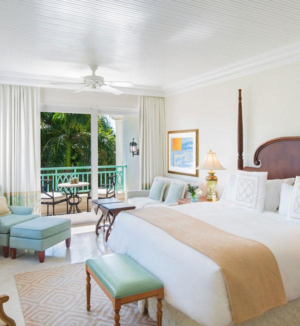 Junior Suite at The Palms