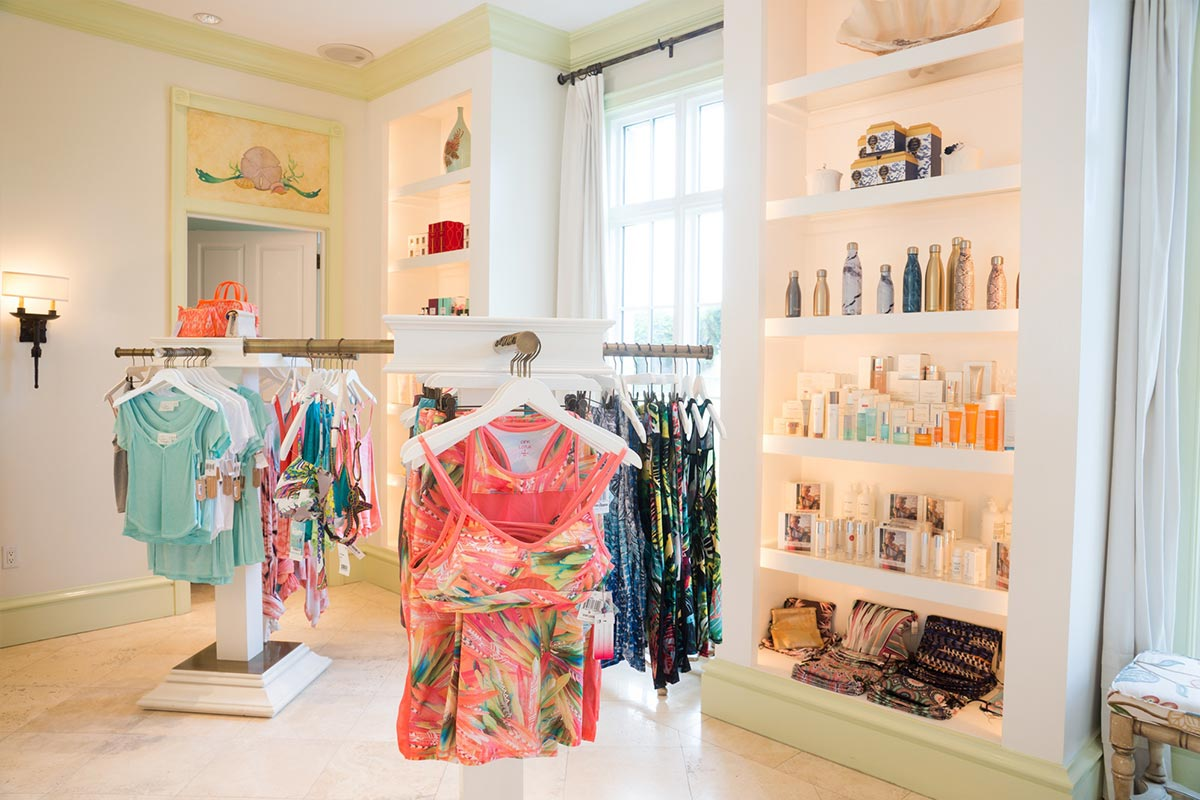 Boutique at The Spa at The Palms Turks and Caicos