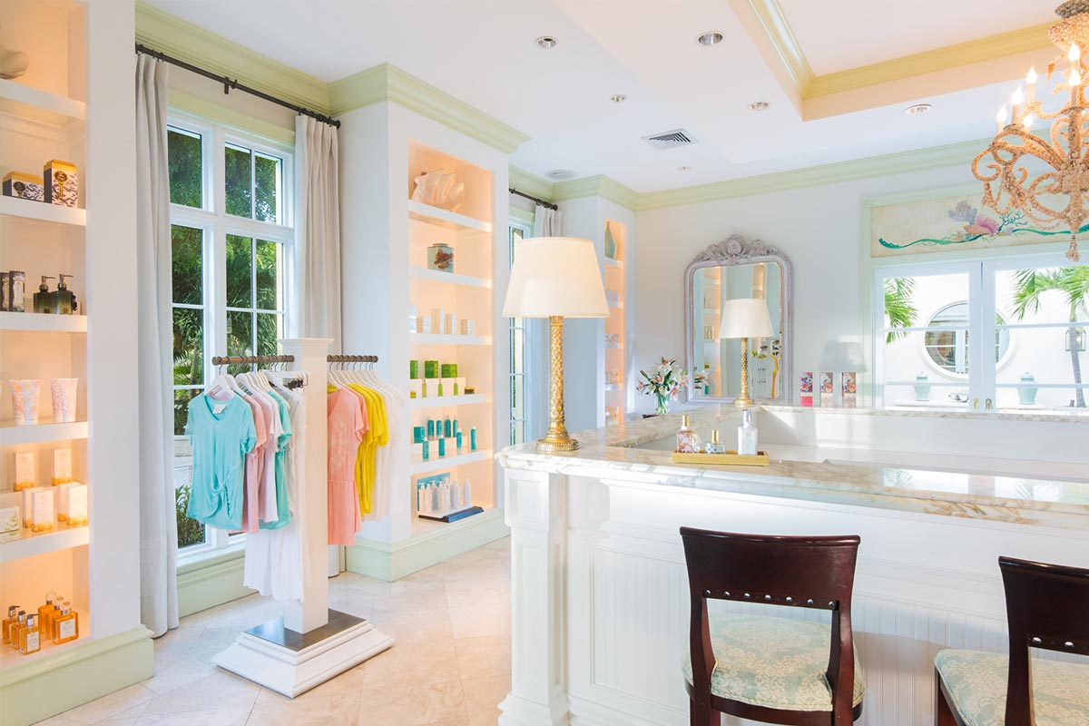 Spa services for wedding parties at The Palms Turks and Caicos