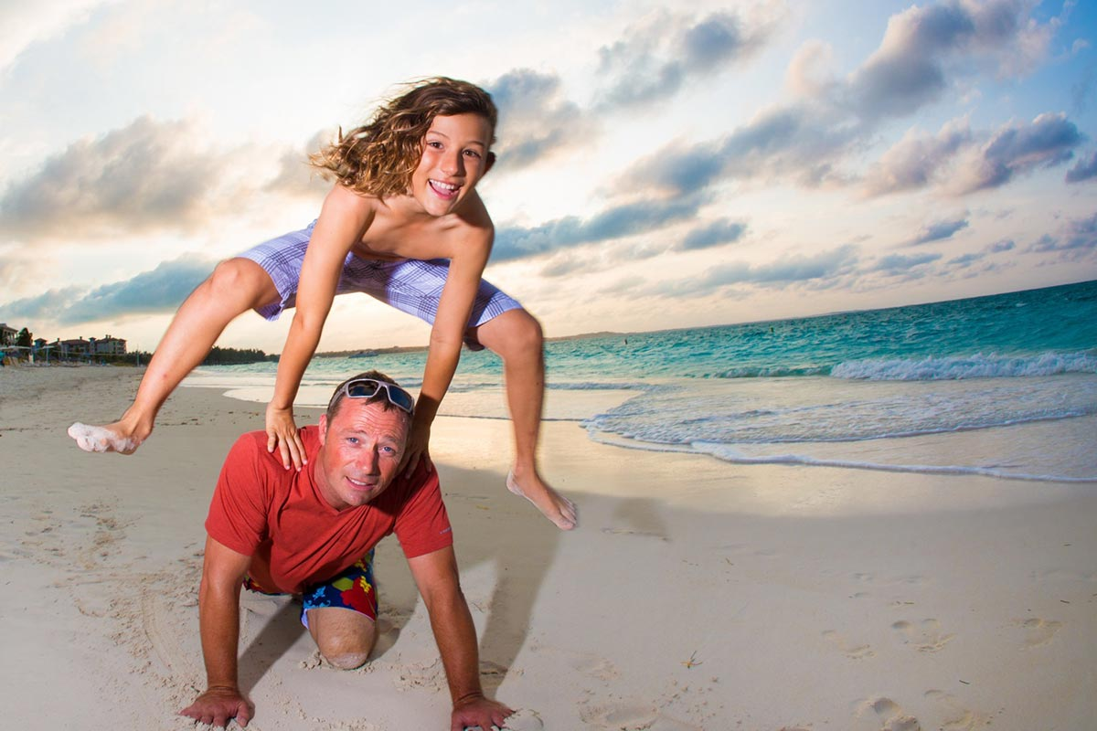 Turks and Caicos family friendly resorts