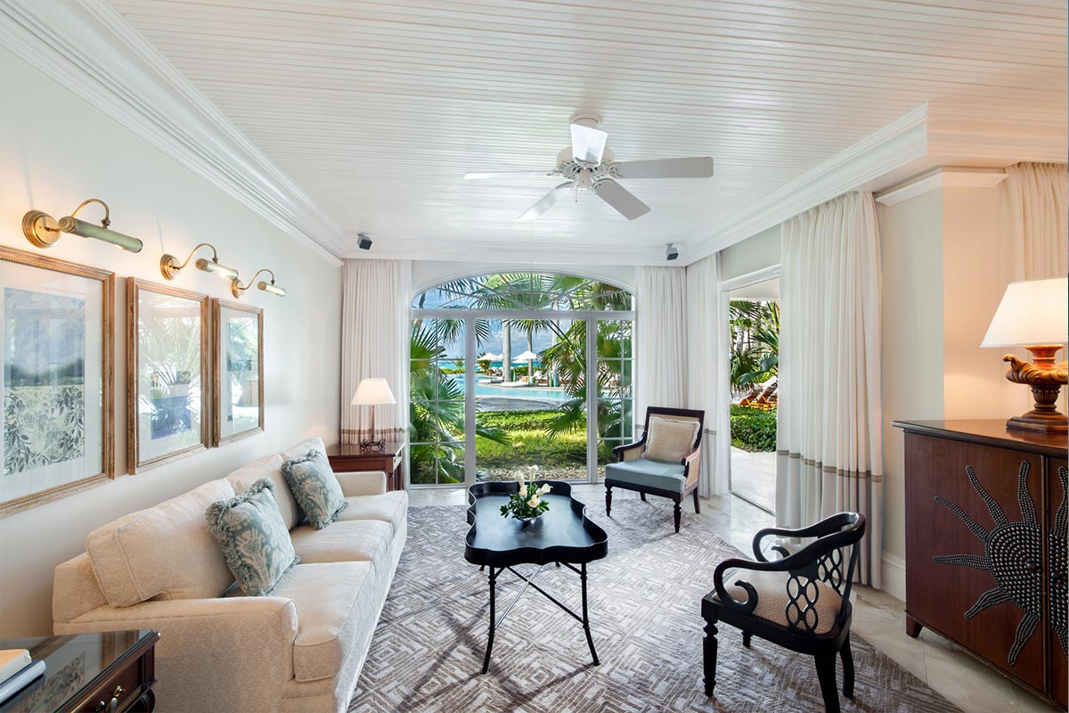 Spacious accommodations for families on Grace Bay Providenciales