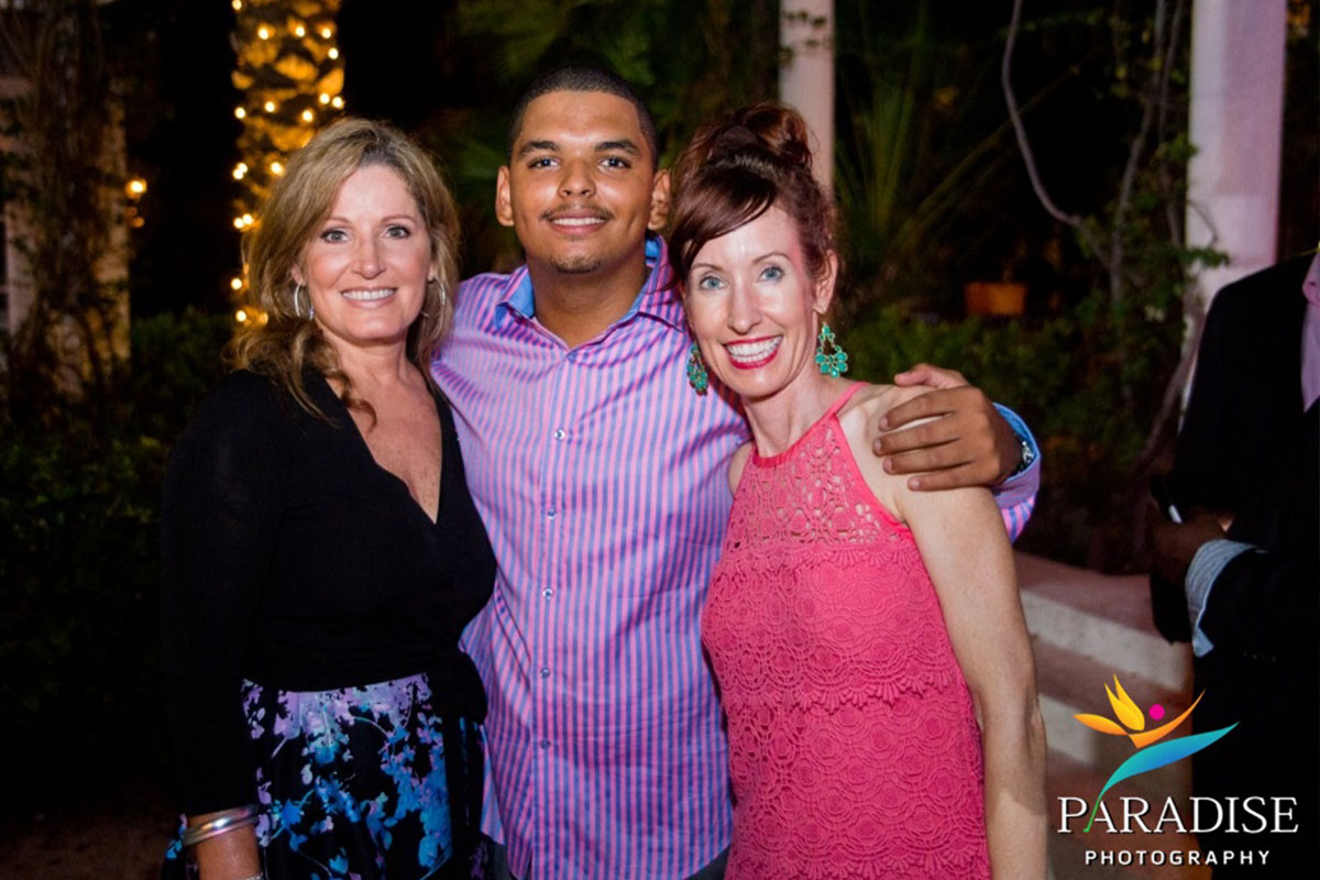 Celebrating Thanksgiving and Christmas in Turks and Caicos