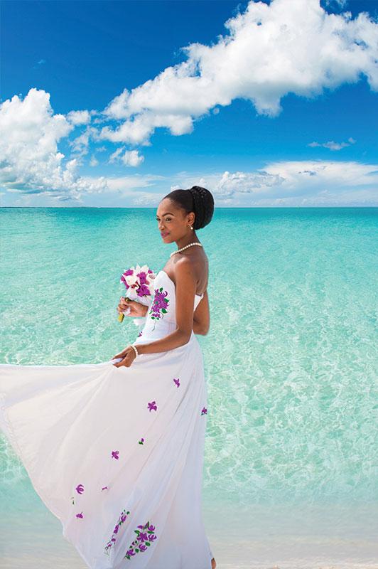 Romantic Caribbean wedding destinations