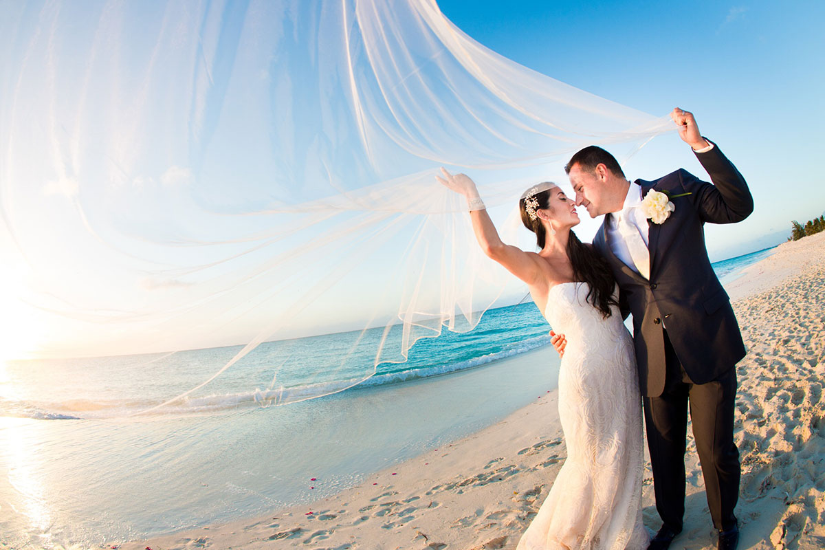 Turks and Caicos wedding planning at The Palms