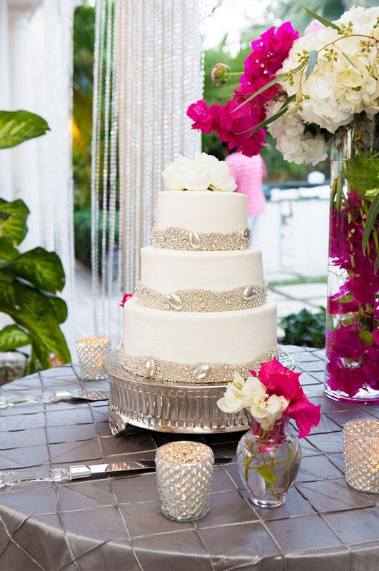 Wedding reception venue The Palms Turks and Caicos