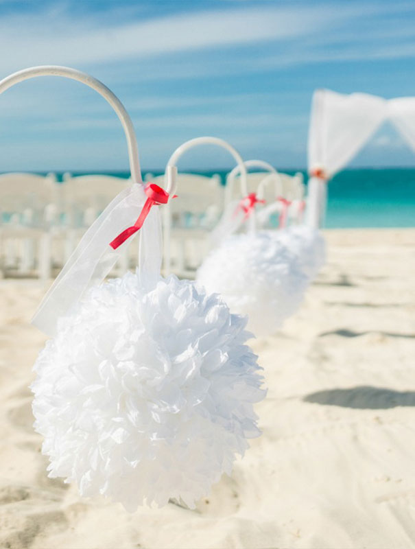 Wedding planners at The Palms Turks and Caicos