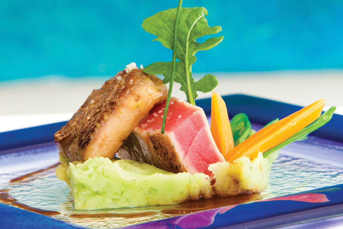Best beachfront dining in Providenciales