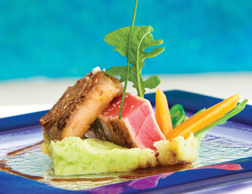 dining The Palms Turks and Caicos