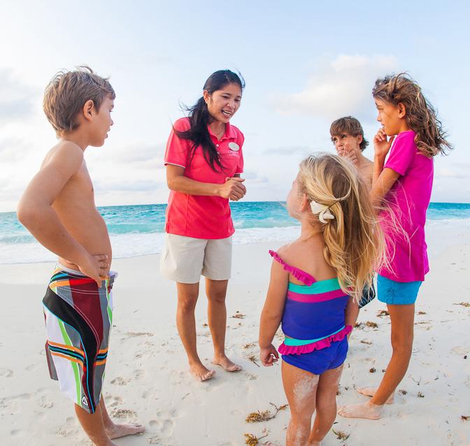 Kids Clubs Grace Bay Beach Resort