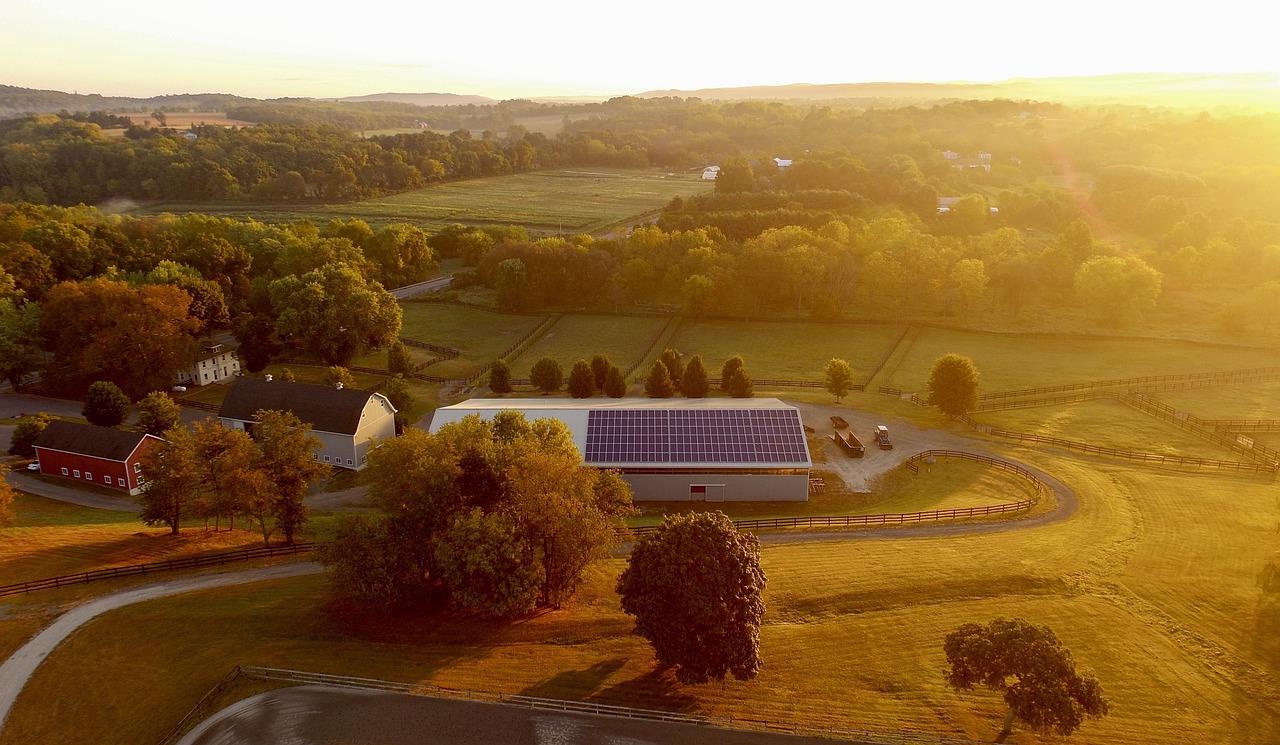 Solar Agriculture