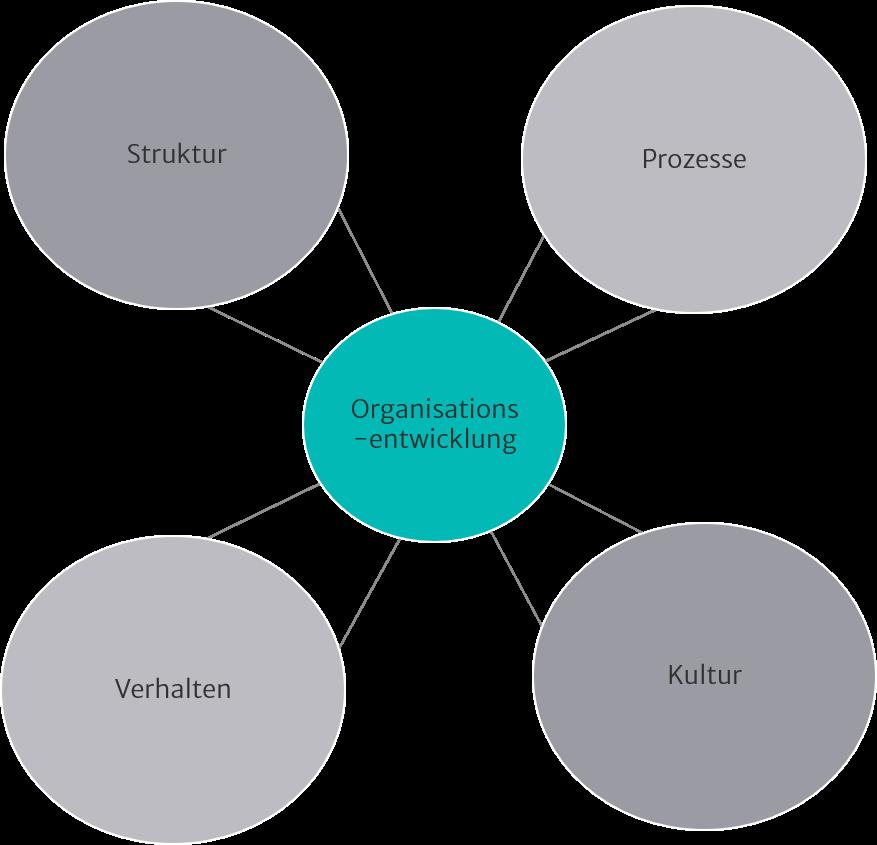 Illustration Organisationsentwicklung