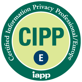 Certified Information Privacy Professional Europe (CIPP/E)