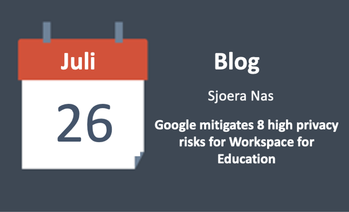 Google mitigates 8 high privacy risks for Workspace for Education