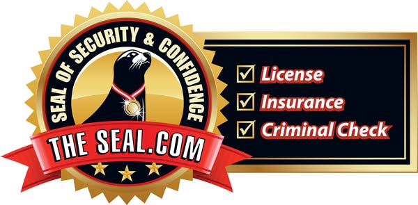 We are members of the Seal of Security and confidence