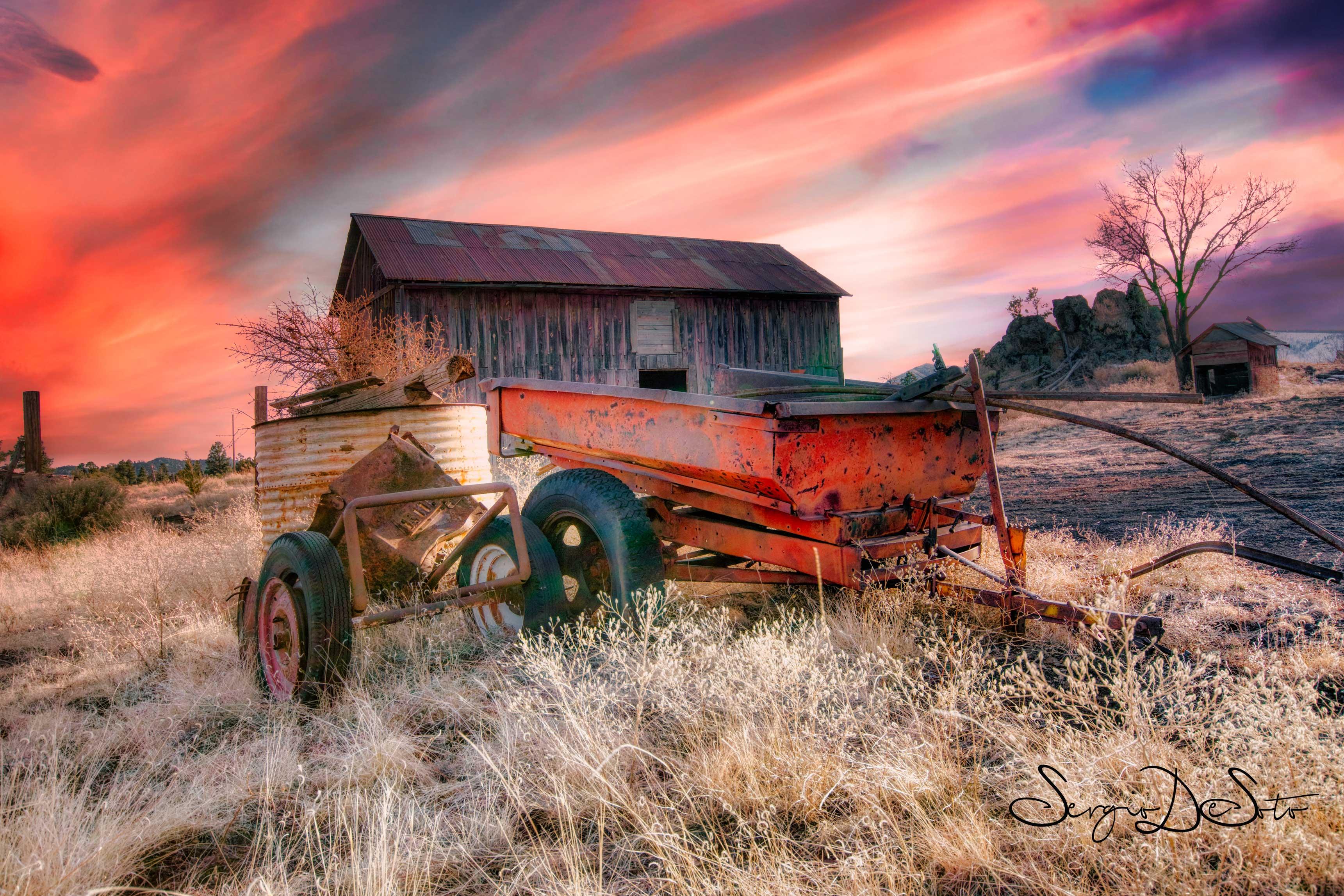 Pine Arizona Barn