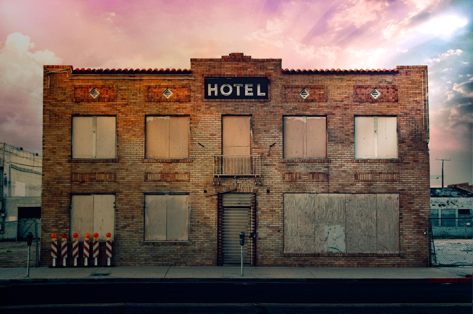 St. James Hotel in downtown Phoenix