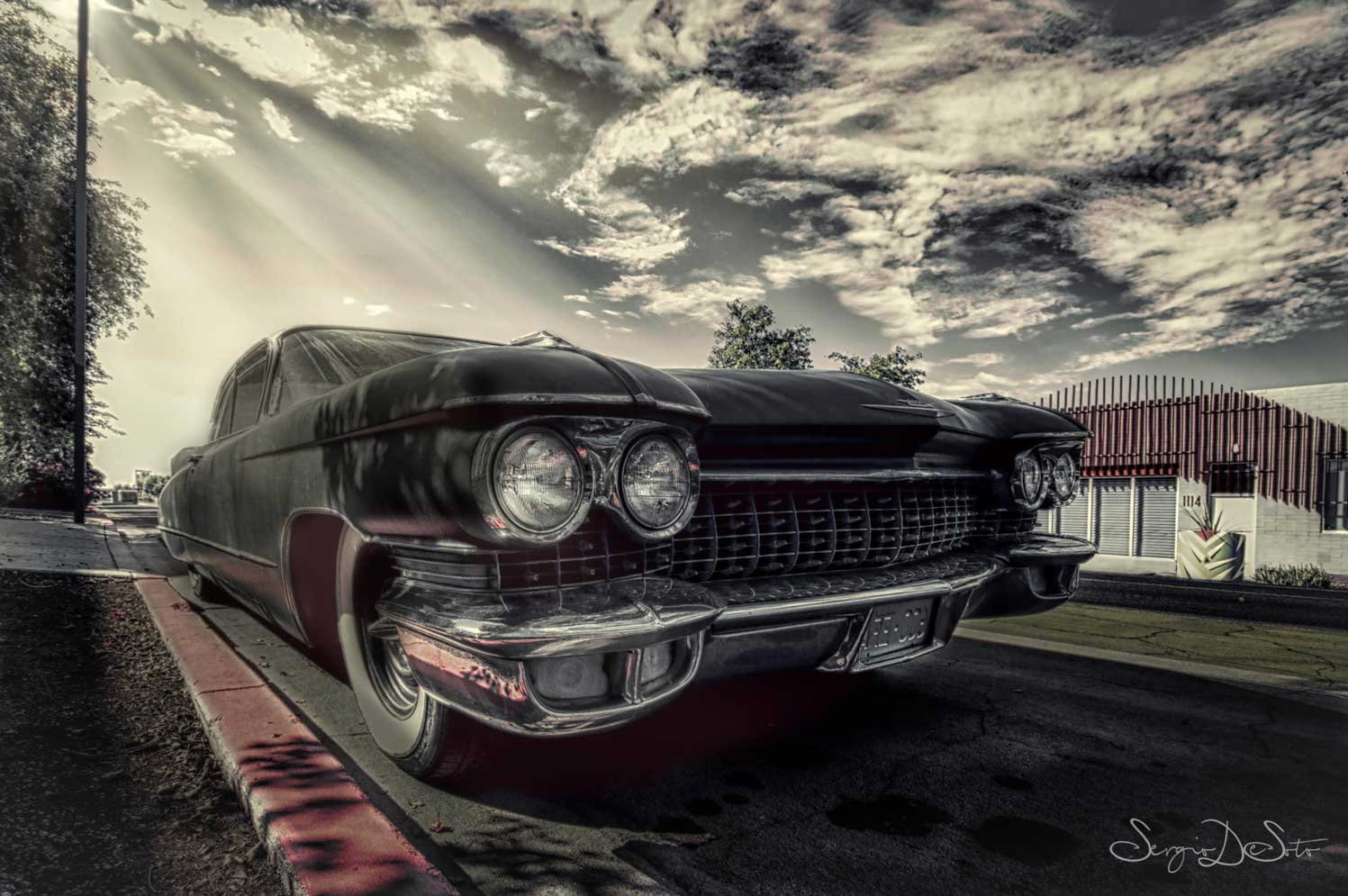 The Grand Caddy