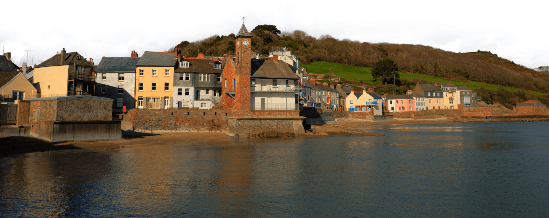 Kingsand from the bay