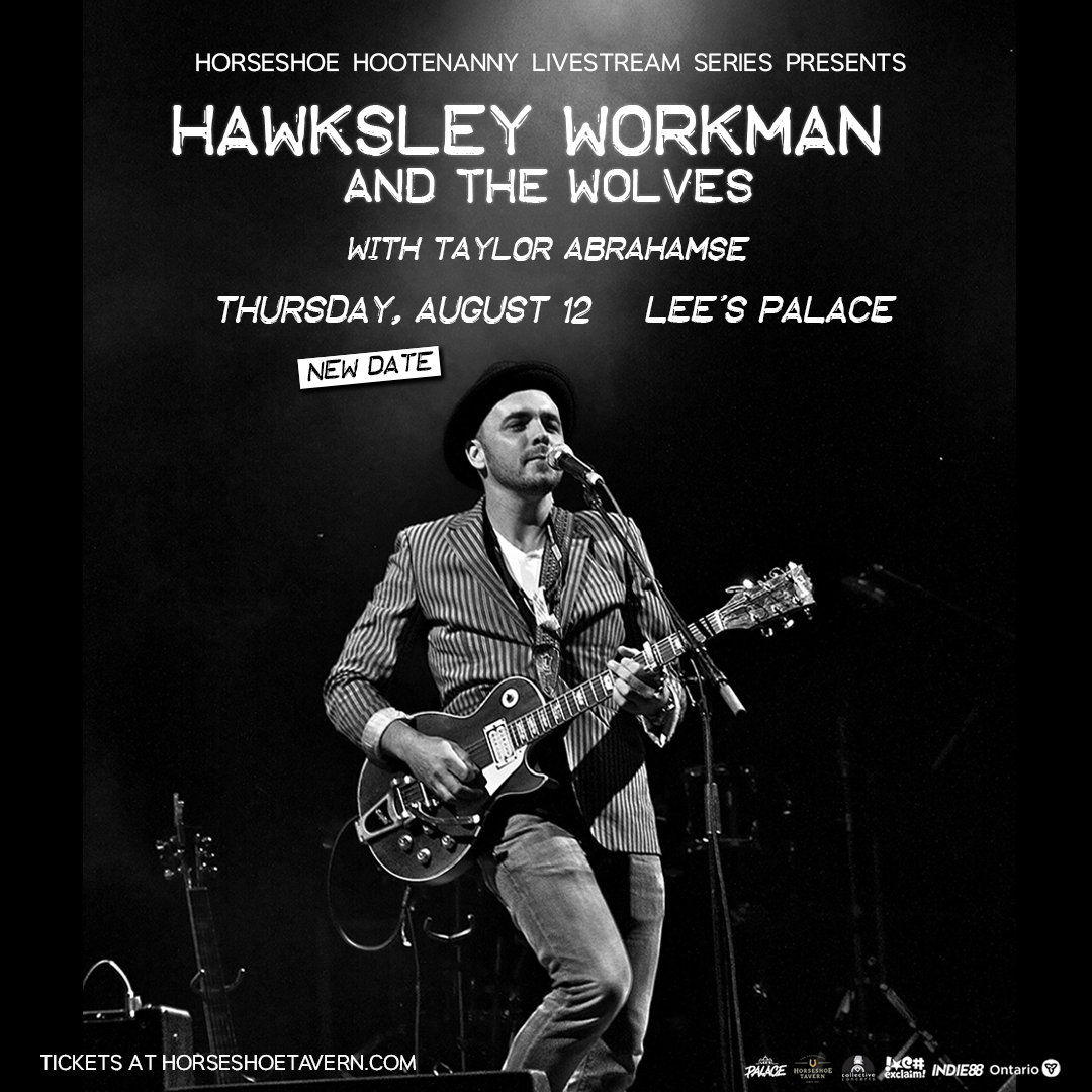 Hawksley Workman & the Wolves - Livestream