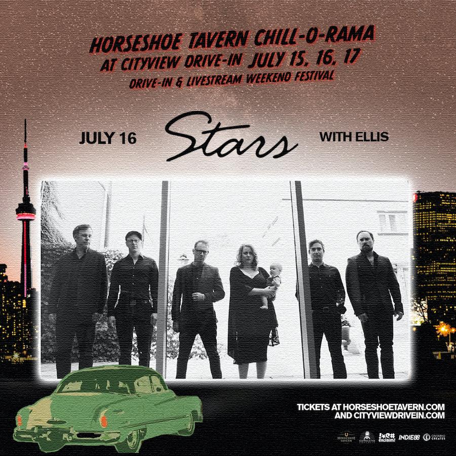 Stars - Livestream